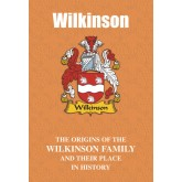Wilkinson Family Name Book