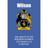 Wilson Family Name Book