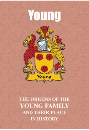 Young Family Name Book