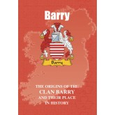 Barry Clan Book