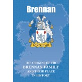 Brennan Clan Book
