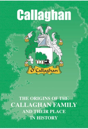 Callaghan Clan Book