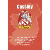 Cassidy Clan Book