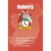 Doherty Clan Book