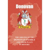 Donovan Clan Book