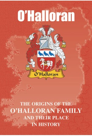 O'Halloran Clan Book