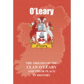 O'Leary Clan Book