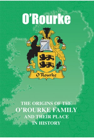 O'Rourke Clan Book