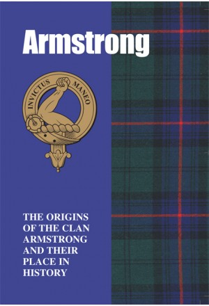 Armstrong Clan Book