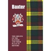 Baxter Clan Book