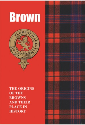Brown Clan Book