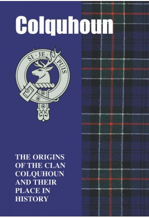 Colquhoun Clan Book
