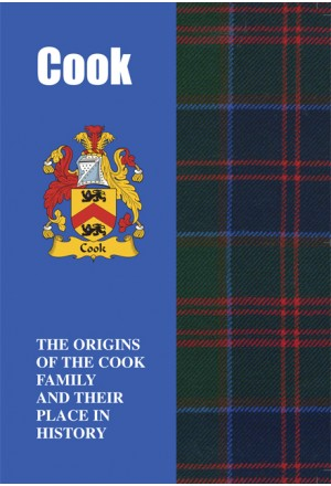 Cook Clan Book