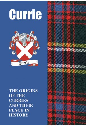 Currie Clan Book