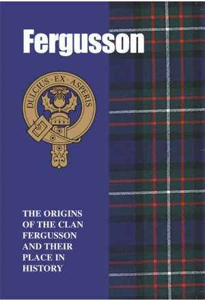 Fergusson Clan Book