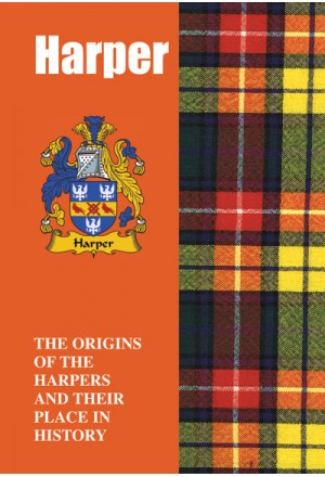 Harper Clan Book