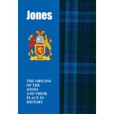 Jones Clan Book