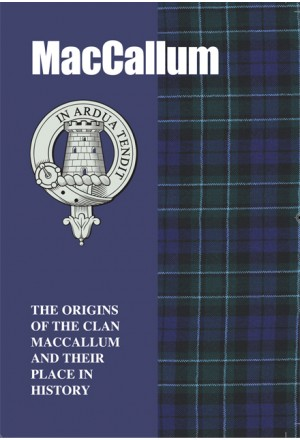 MacCallum Clan Book