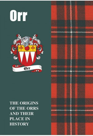 Orr Clan Book