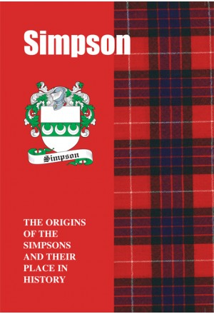Simpson Clan Book